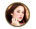 マジョリカ マジョルカ 広告モデル 琉花さんの写真