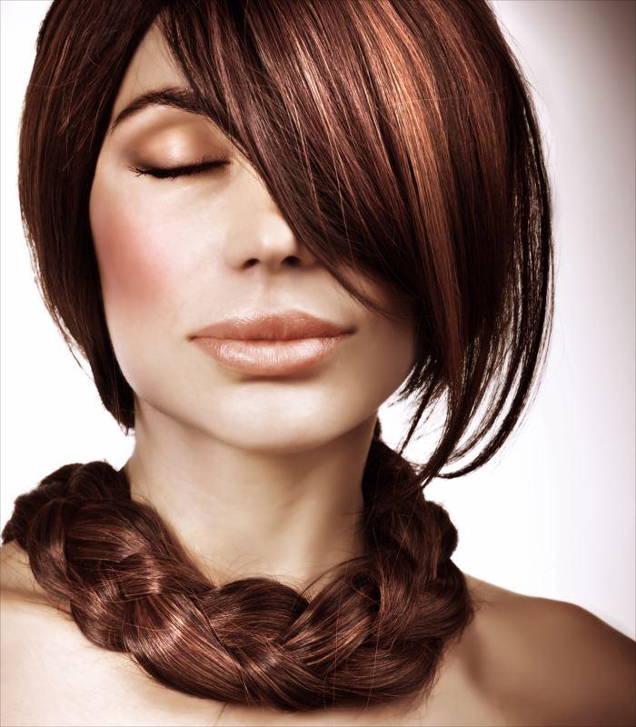 まとめ髪イメージカット1