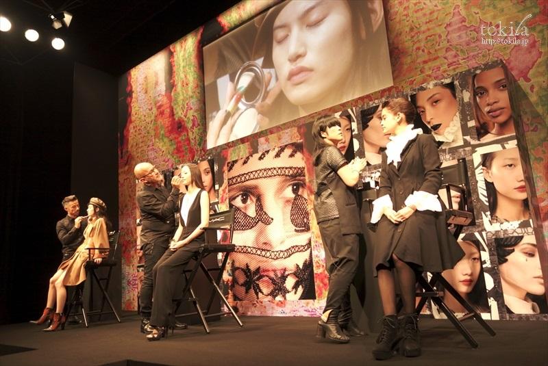 M・A・C2015AWトレンドプレゼンテーション ライブステージ