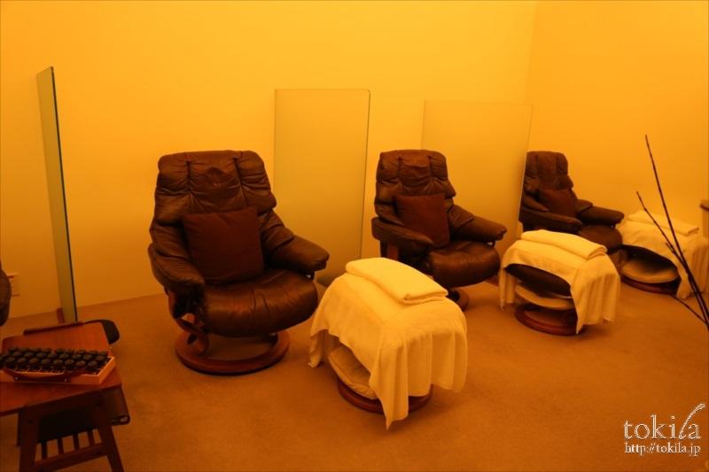 アロマテラピーサロン「カオン」リクライニングチェアの部屋画像