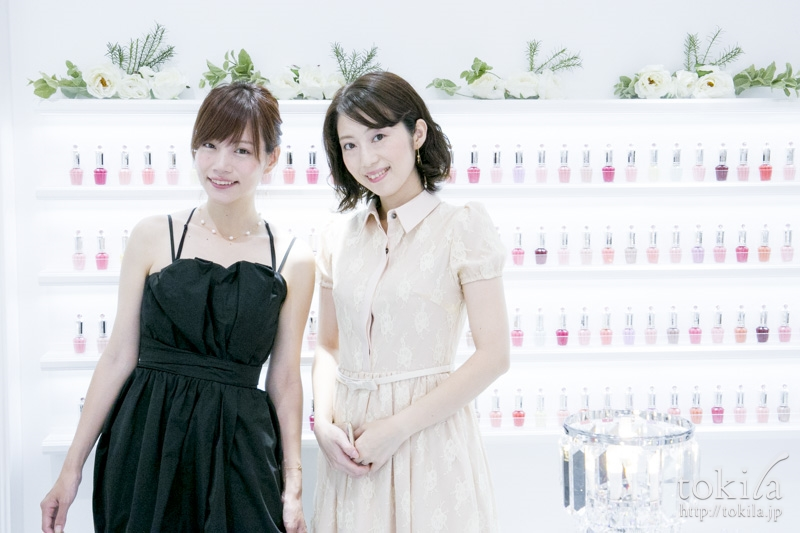 JILL STUART Beauty & Partyネイルラッカー2