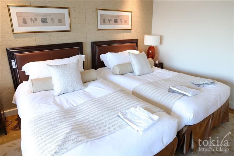 横浜ロイヤルパークホテル×SABONコラボレーション宿泊プランデラックスツインベッド