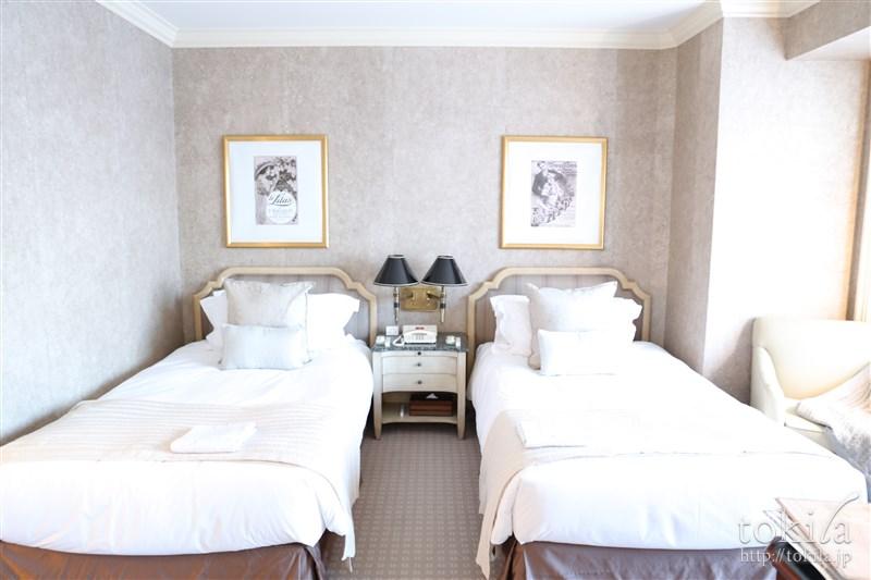 横浜ロイヤルパークホテル×SABONコラボレーション宿泊プランジュニアスイートベットルーム2