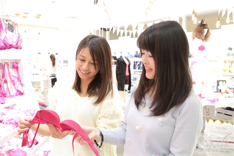 アンフィ フルフル 錦糸町店 桑田莉子&PR山本さん