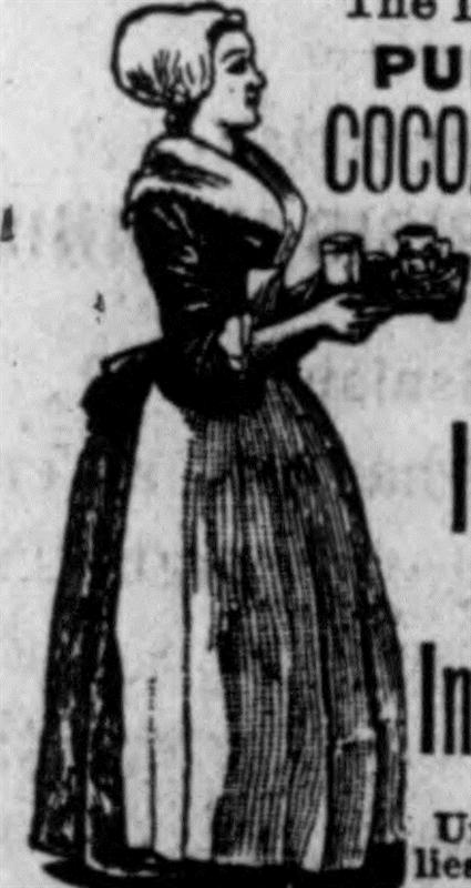 19世紀の女性の服装