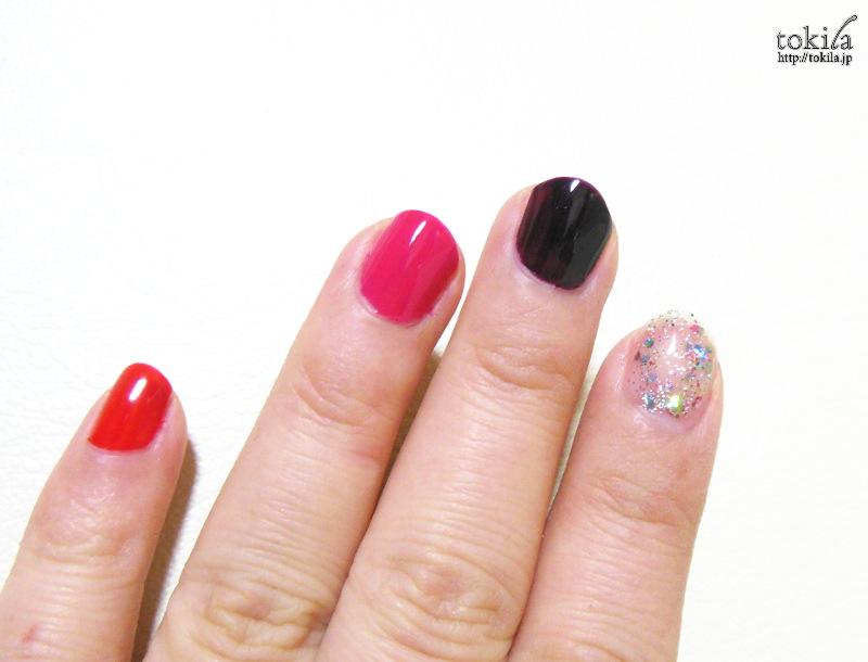 クレ・ド・ポー ボーテ 2016春新色 ヴェルニアオングル 塗った色