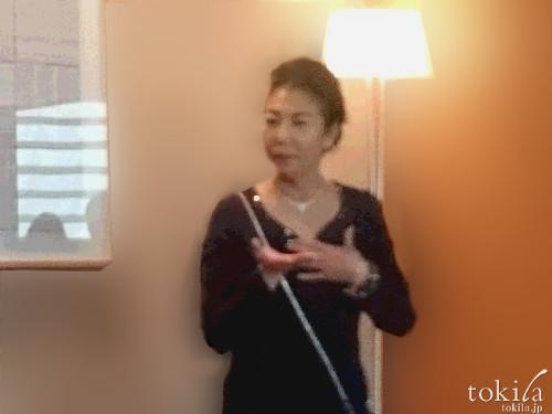 BARAKA バラカ ローンチ発表会 開発者 ステラ薫子さん