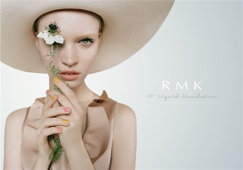 RMK  2016春広告