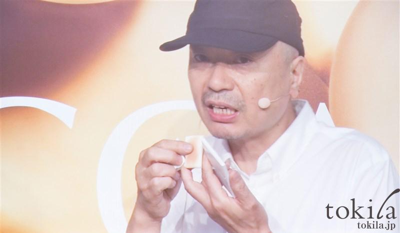 CHICCA 2016年秋ベースメイクコレクション発表会 吉川氏