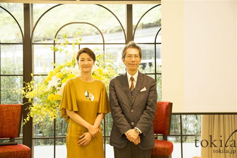 アンプルール代表 高瀬聡子氏と脳科学者の澤口俊之氏