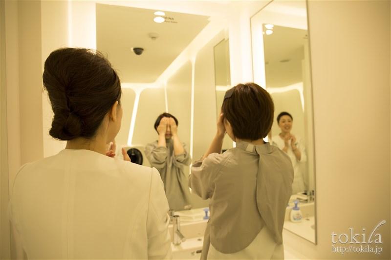 SOFINA Beauty Power Stationクレンジング&洗顔チェック