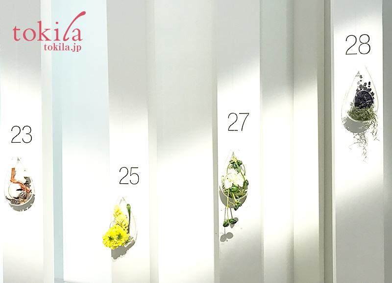 KANEBO2017春-女性の1か月のリズムを表すモチーフ画像2