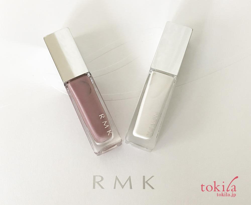 rmk2017summer-rmkネイルポリッシュ06エレガントモーブ、09ホワイトスワン