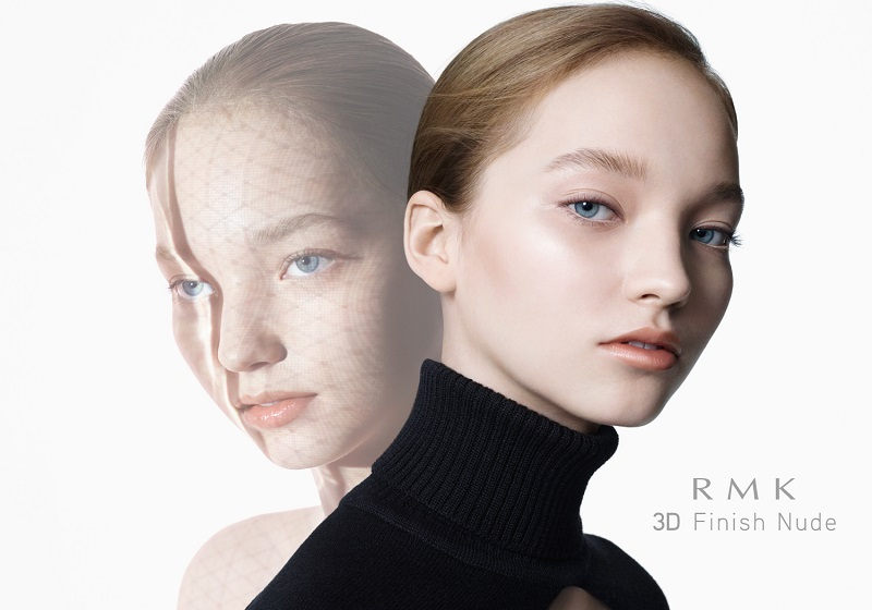 RMK 3Dフィニッシュヌード イメージ
