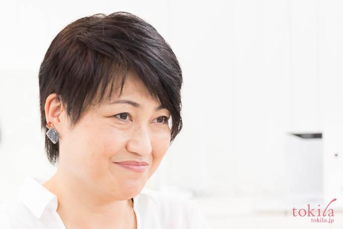 資生堂 ヘア&メイクアップアーティスト砂川恵子さん