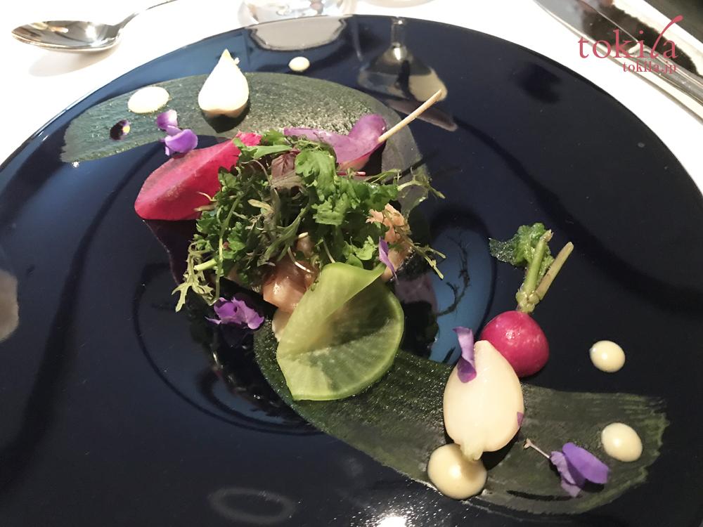 セルヴォーク ランチセッション 前菜