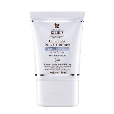 キールズ DS UV ディフェンス トーンアップクリーム