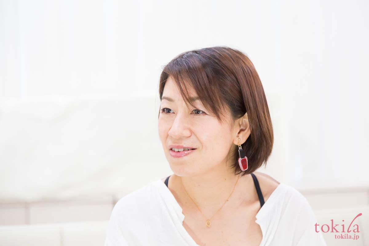 2回目の登場 キャラバンのため来社されたボディショップ PR穐田菜花さん