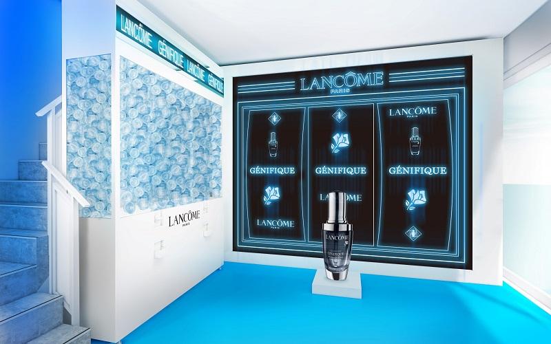 5分間・今すぐ輝き肌体験 by Lancôme
