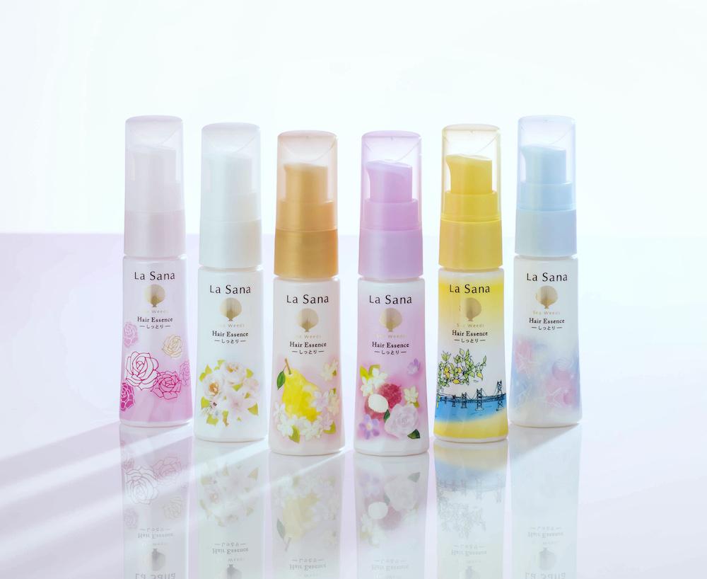 ラサーナ 海藻 ヘアエッセンス 6種の香り コレクション