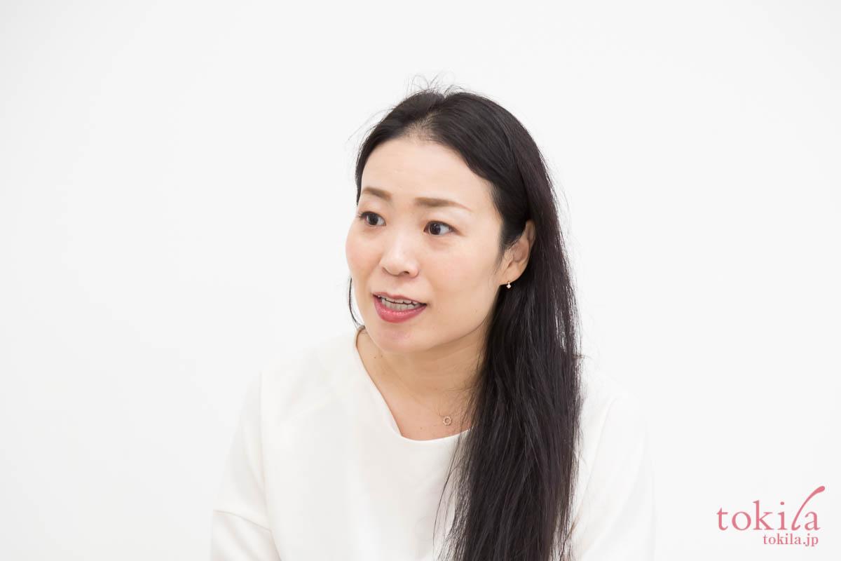 キャラバン日記 ナリス化粧品 広報 横谷泰美さん