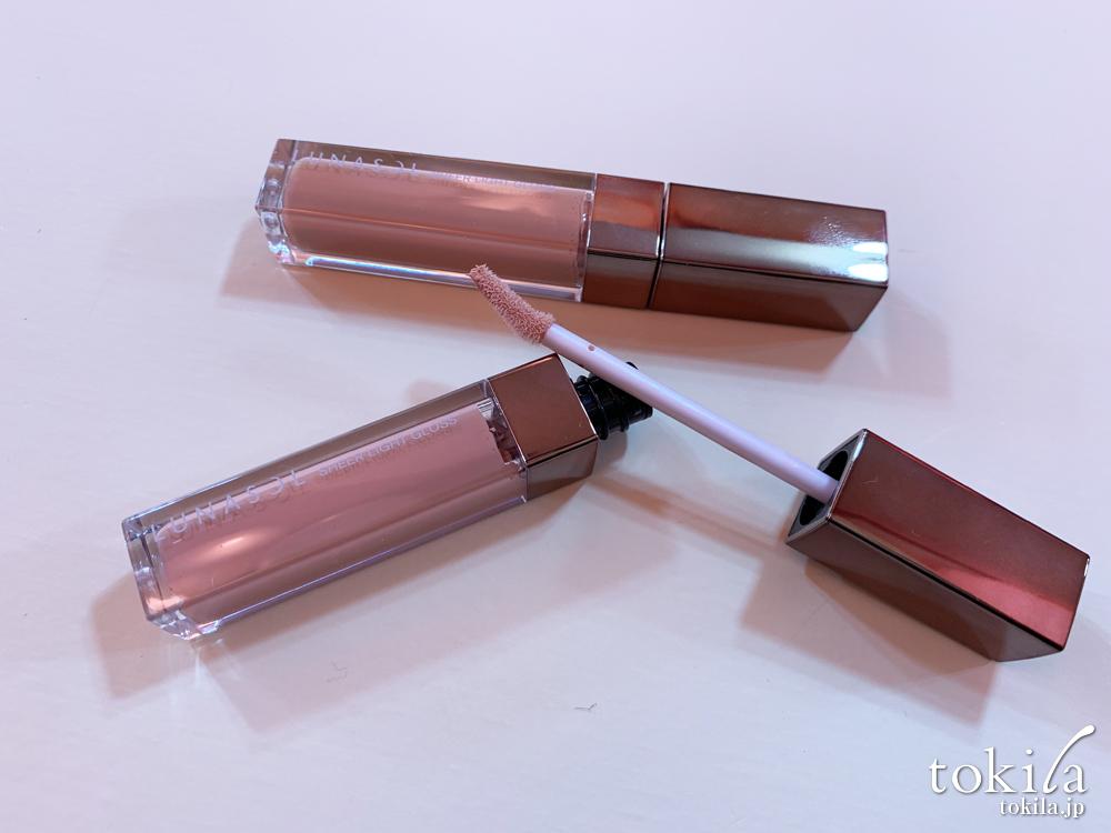 ルナソル 20周年 シアーライトグロス限定2色