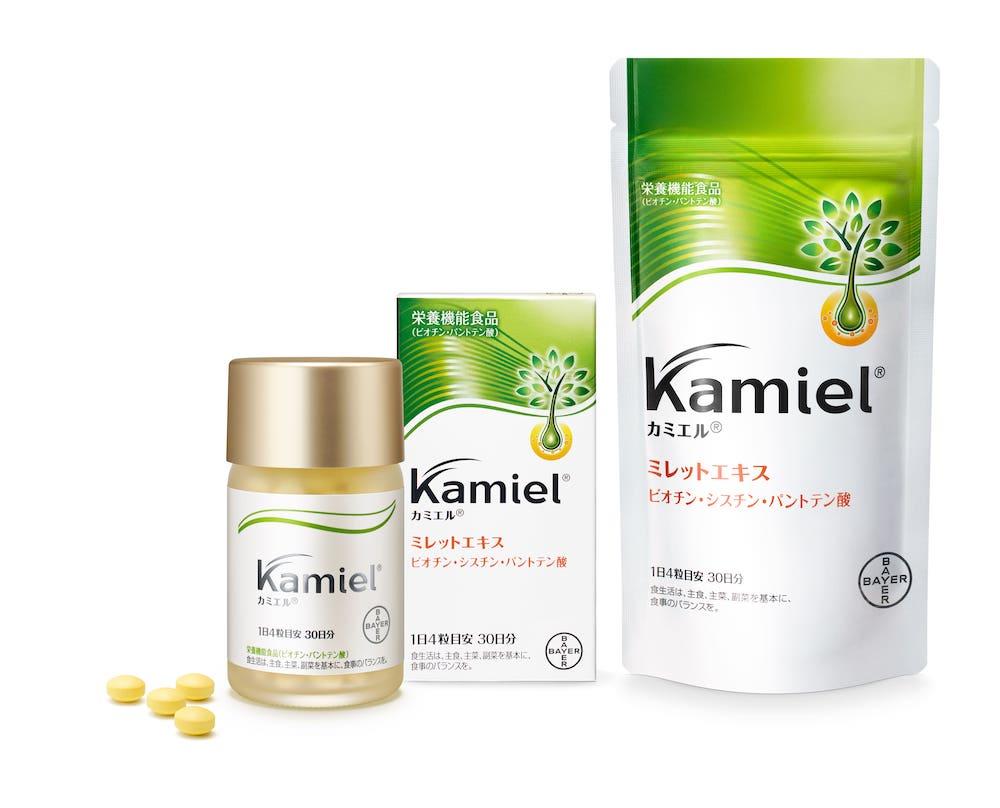 kamiel supplement