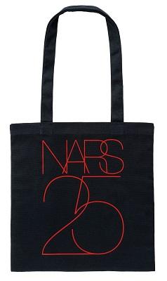 NARS 25THアニバーサリートートバック