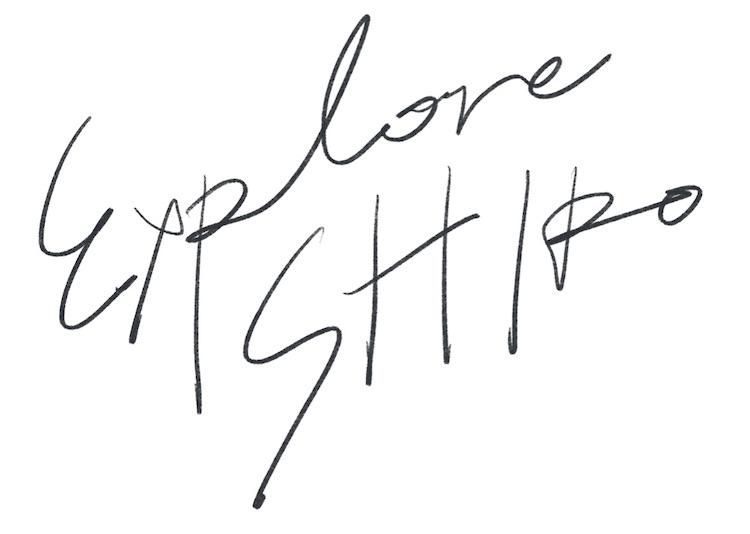 shiroスタンプラリーイベントイメージロゴ