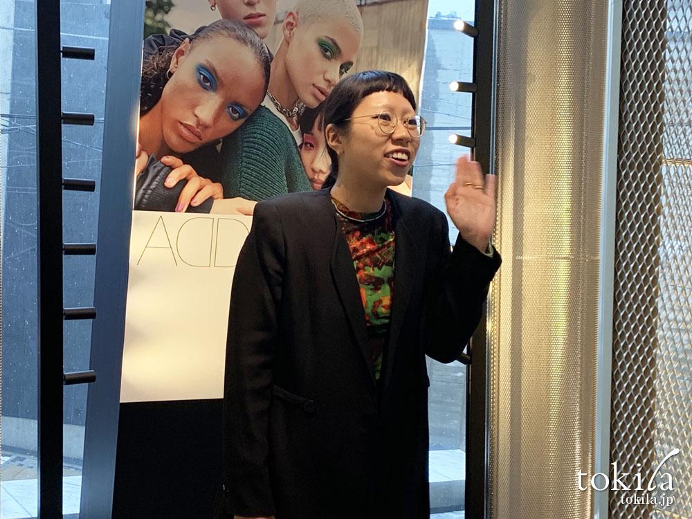 新生アディクションのクリエイティブディレクターに就任したkanakoさん