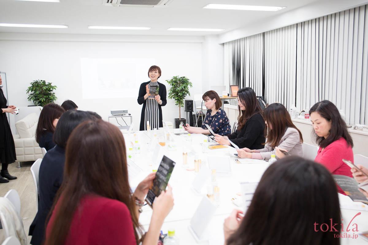 tokilaメンバー参加型キャラバン日記 リポc、リポcプーラボーテについて質疑応答