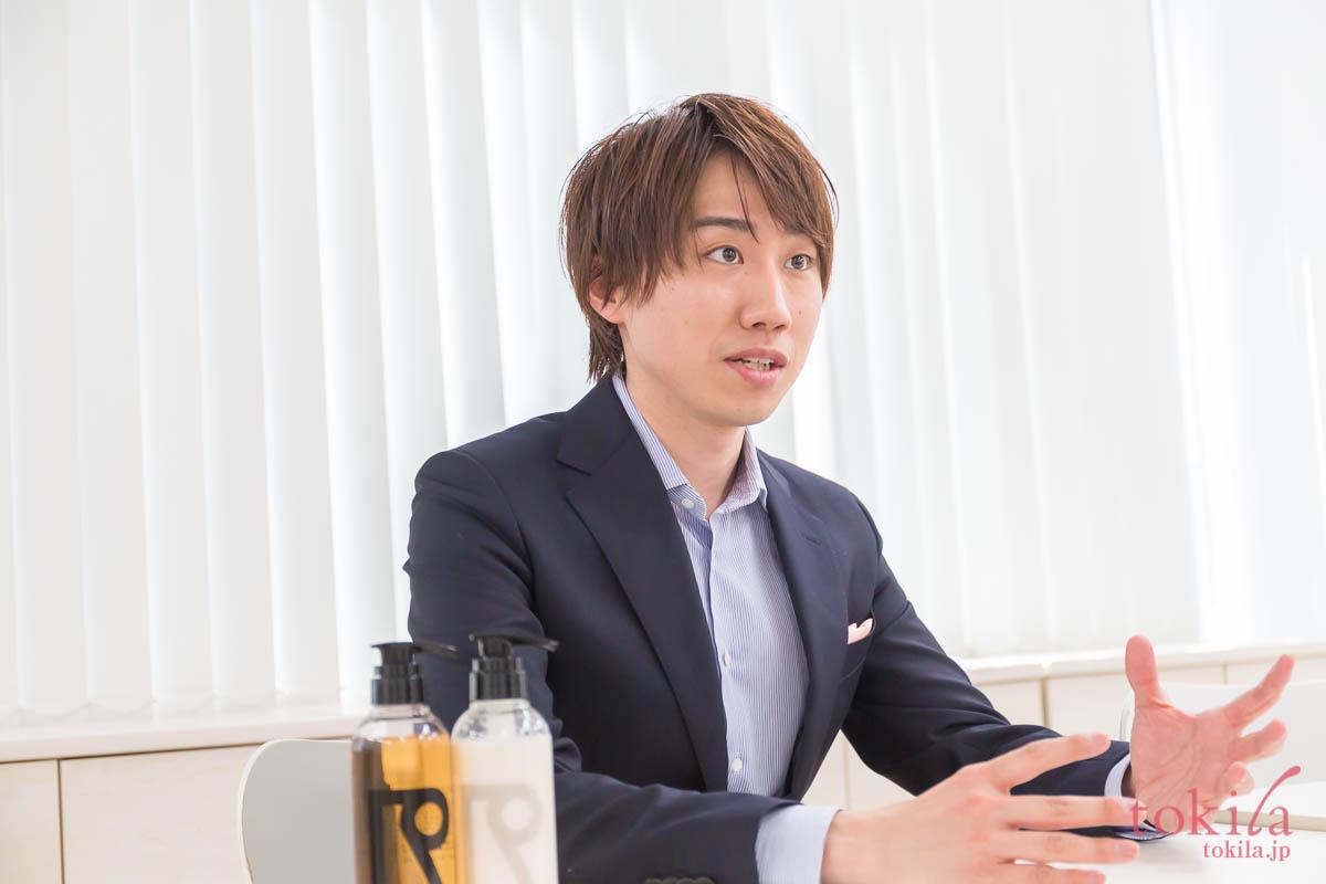 キャラバン日記 リノ クロノシャルディについて熱く語る田中さん