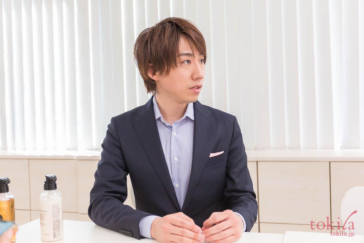 キャラバン日記パート2 リノ クロノシャルディ開発者、ヘアメイクデザイナー田中誠太朗さん